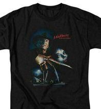Nightmare On Elm Street Tshirt Freddy Krueger Retro 80's Horror movie WBM618 image 2