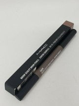 New Authentic MAC Brow Sculpt Brow Pencil Taupe  - $24.30