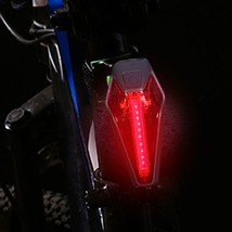 LED Safety Night Warning Bicycle Bike Screwdriver Rear COB Light Tail Li... - £11.97 GBP