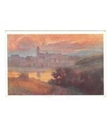 Austria Artist W? Landscape City River Bruder Kohn BKWI Serie 720/4 Post... - $5.70