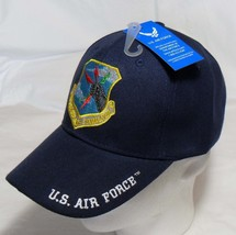 Usaf Us Air Force Officially Licensed Strategic Air Command Hat Baseball Cap - $20.99