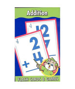 Addition Home Learning Tools Flash Cards & Games - $5.99