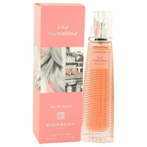 Live Irresistible by Givenchy Eau De Parfum Spray 2.5 oz for Women - $166.07