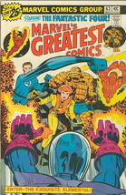 Marvel's Greatest Comics #63 VF/NM; Marvel   save on shipping - details ... - $7.99