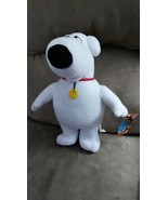 "FAMILY GUY BRIAN GRIFFIN Brand New Licensed Plush Stuffed Animal 14""  Na... - $34.99"