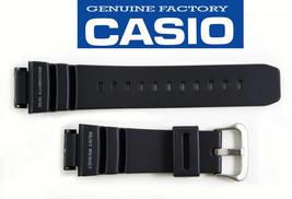 CASIO G-SHOCK  Gulfman WATCH BAND STRAP G-9100 Black Rubber  21mm  - $37.25