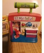 Sesame Street Elmo's World Talking Playset with Elmo Figure - $14.85