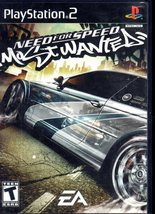 Need For Speed - Most Wanted - Playstation 2 - $11.50