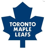 Toronto Maple Leafs Sticker Decal S125 Hockey You Choose Size - $1.45+