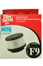 Dirt Devil Type F9 Hepa Vacuum Filter 3DJ03600-000, RO-DJ0360 - $8.96
