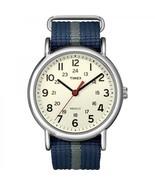 Timex Weekender&reg Slip-Thru Watch - Navy/Grey - $60.04