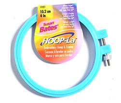 Susan Bates Hoop-La Embroidery Hoop 4 Inch - $7.53