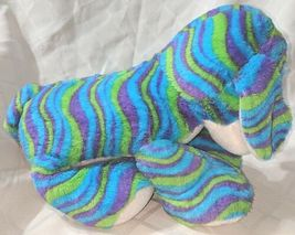 Fiesta A51766 Mod Squad 12 Inches Multi Colored Waves Floppy Dog Ages 3 Plus image 3
