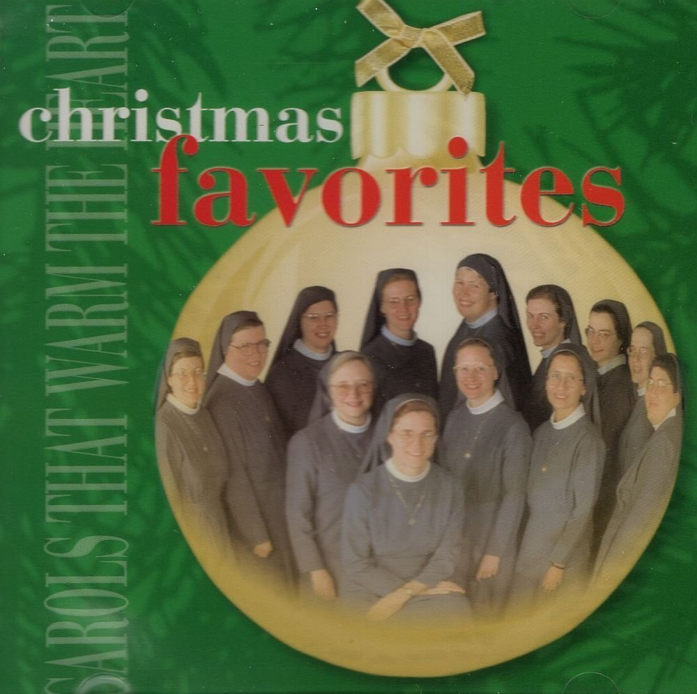 Christmas favorites by daughters of st. paul1