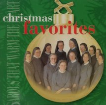 CHRISTMAS FAVORITES by Daughters of St. Paul