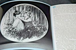 """1981 """"Be My Friend""""   Wedgewood by Mary Vickers AA20-2301 Vintage Commemorative  image 7"""