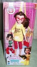 "Disney Princess COMFY SQUAD Belle Teenager Doll 10""H New - $15.50"
