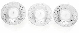 Waterford Christmas Holiday Votive Set of 3 NEW # 40032804 Packaged separately - $105.19