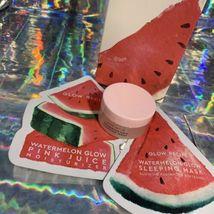 NEW In Box Glow Recipe PHA + BHA Pore Tight Toner FULL Size +BONUS! Pink Juice image 3