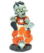 Clemson Tigers Zombie On Logo with Football Figurine**Free Shipping** - $29.25