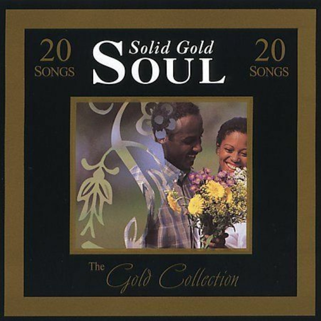 Gold Collection: Best of Soul By Various Artists Cd