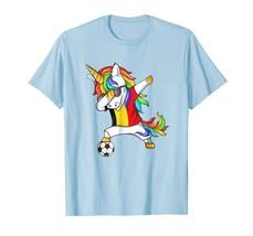 New Shirts - Dabbing Soccer Unicorn Belgium Shirt Men - $19.95+