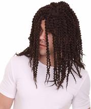Long Tight Dreadlock Wig, Light Brown HM-190 - $31.85