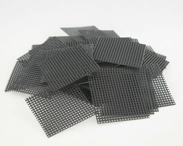 "80 Mix Plastic Drainage Mesh / Screen for Bonsai Pot 1.5"",2"",2.5"" & 3"" #... - $31.17"