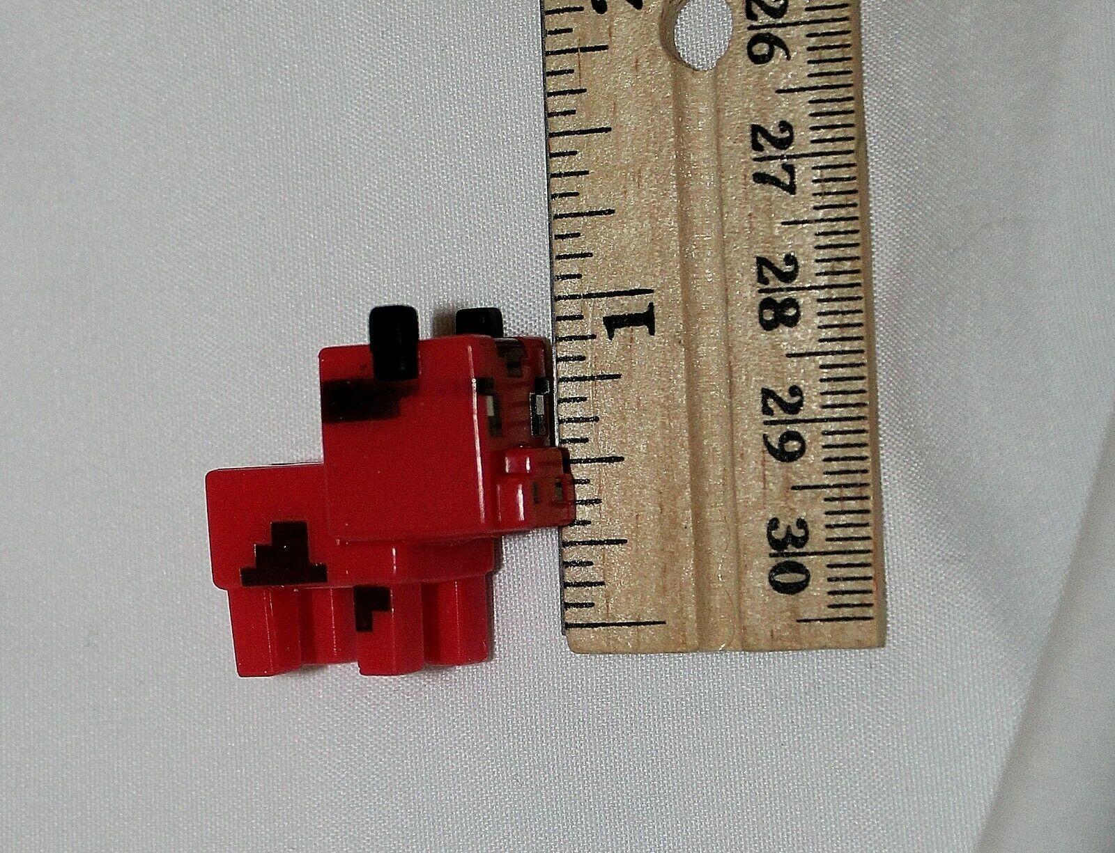 Neu Minecraft Minifigur Spuk Serie 9 Infernal Kuh Minifiguren Creeper