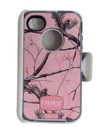 Otterbox Defender Series Case & Holster Belt Clip for Apple Iphone 4S 4 - $21.99