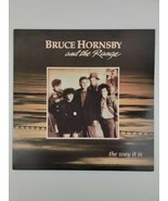 Bruce Hornsby and The Range The Way It Is Vinyl LP Record 1986 RCA AFL1-... - $26.00