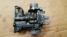 1981 Kawasaki GPZ550 KZ550 D1 inner left carburetor body # 2 TK 1412 - $39.60