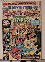 Marvel Team-Up #40 (Dec 1975, Marvel) - $2.97