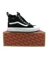Vans Sk8-HI MTE 2.0 DX All Weather Sneakers Black White NEW Mens Multi S... - $69.95