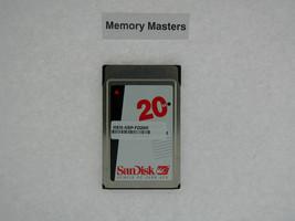 MEM-NSP-FD20M 20MB Approved PCMCIA ATA Flash Disk for Cisco 6400 NSP
