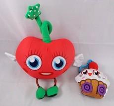 Moshi Monsters Plush Cupcake Plush Spin Master Stuffed Animal Toy - $5.36