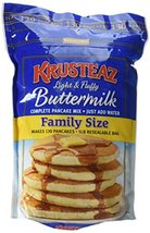 Krusteaz Pancake Mix, Complete, Buttermilk 5 lb Packaging May Vary image 2