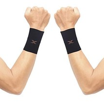 Thx4 Copper Compression Wrist Sleeve-Copper Infused Wrist Support for Me... - $16.04