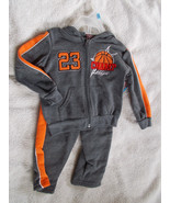Tuff Guys 2 Piece Outfit size 12M Hoodie & Pants Champ League NWT - $13.86