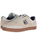 MENS ETNIES MARANA X HAPPY HOUR MICHELIN JOSLIN SKATEBOARDING SHOES WHIT... - $67.49