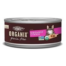 Castor & Pollux 52099 Grain Free Organic Kitten Recipe, One Size
