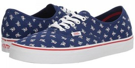 Vans Toronto Blue Jays MLB Authentic Sneaker Limited Edition Shoes Navy ... - $45.50