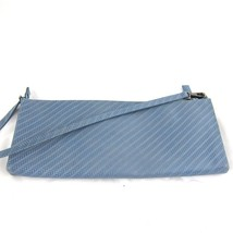 K-01030 New Authertic Lancel Leather Blue handb... - $79.99
