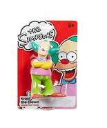 The Simpsons 4 Inch Krusty The Clown Collectible Figure by Character Opt... - $69.37