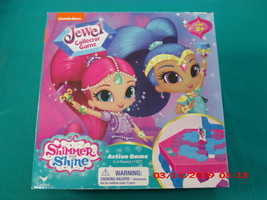 NICKELODEON JEWEL COLLECTOR GAME/ SHIMMER & SHINE ACTION GAME AGE 5+ - $16.83