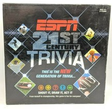 ESPN 21st Century Trivia. USAopoly. kickoff to championship man cave  - $13.99