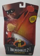 Disney Pixar Incredibles 2 Feature Dash Action Figure Super Speed - $19.79