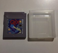 Qix Nintendo Game Boy Vintage 1990 Game Cartridge Only - $9.89