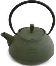 BergHOFF 1.2 qt. Cast Iron Tea Pot in Green - $87.07