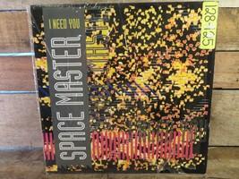 Space Master I Need You LP Record Album Vinyl - £4.53 GBP